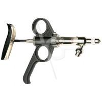Pistolet d'infiltration réutilisable
